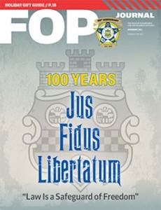 FOPJ Winter 2014 Cover