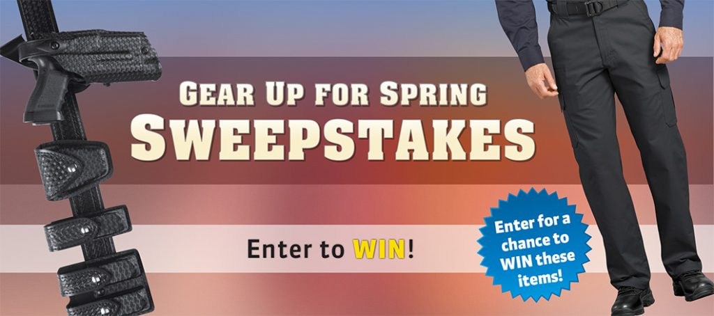 Gear Up for Spring Sweepstakes - FOPConnect
