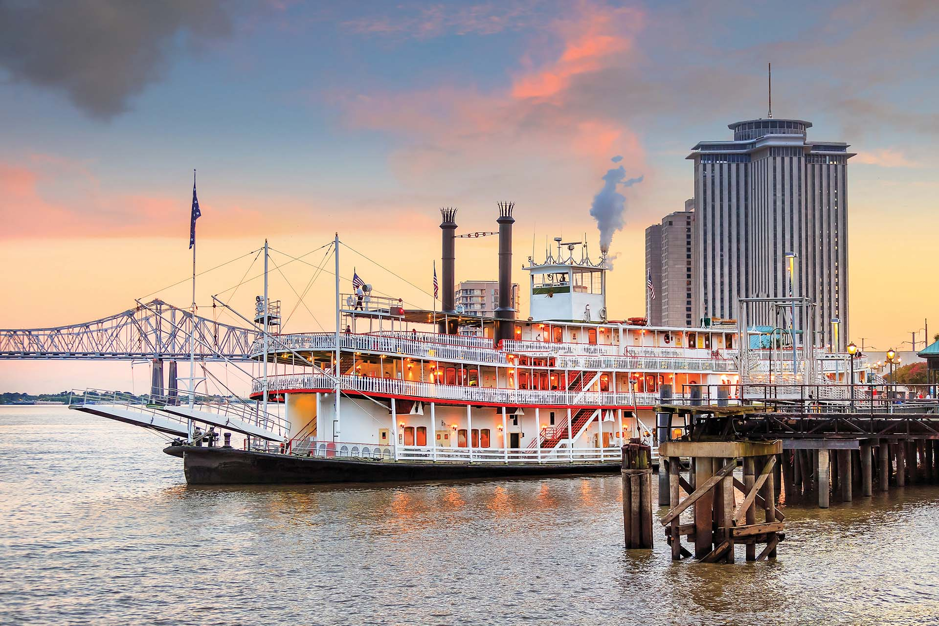Riverboat Louis Armstrong
