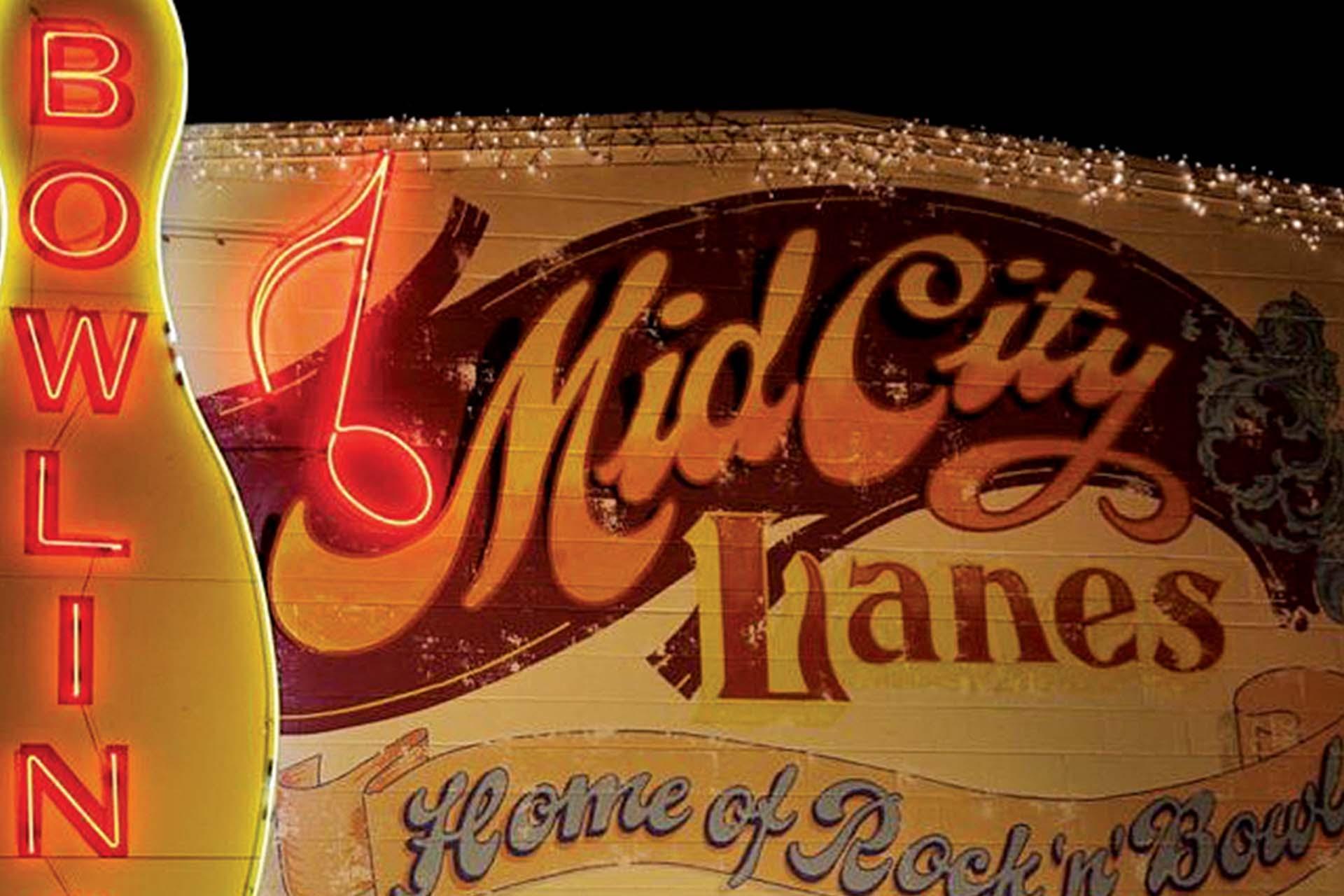 Mid City Lanes Rock 'n' Bowl
